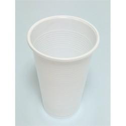 Pohár műanyag 2 dl 100 db/csomag fehér