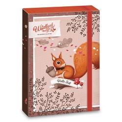 Füzetbox Ars Una A/4 Woodland Magic (804) 17