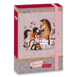 Füzetbox Ars Una A/4 Born To Ride (803) 17