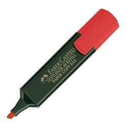 Szövegkiemelő Faber-Castell PB piros