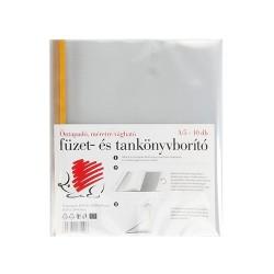 Füzet- és Tankönyvborító Ico Süni A/5 10 db/csomag