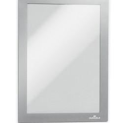 Infokeret Durable Duraframe A/5 ezüst egyesével csomagolva