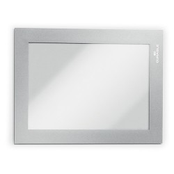 Infokeret Durable Duraframe A/6 ezüst egyesével csomagolva