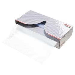 Lefűzhető tasak Esselte A/4 43 mic. narancsos adagolós dobozban 50 db/doboz