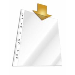 Lefűzhető tasak Durable A/4 50 mic. víztiszta tasakban 10db/csomag