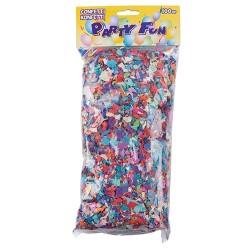 Party konfetti papír 100 g/csomag