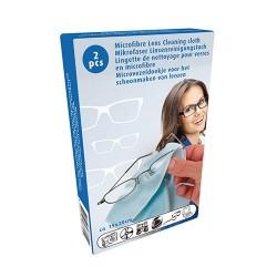 Szemüvegtörlő kendő mikroszálas
