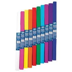 Krepp-papír Centrum 50x200 cm 10 db/csomag