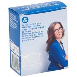 Szemüvegtörlő kendő mikroszálas 30db