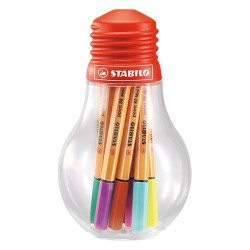 Tűfilc Stabilo Point 88 Mini Colorful Ideas 12 db-os klt.