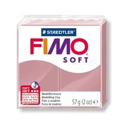 Kreatív kiégethető gyurma Fimo Soft 57g antik rózsaszín