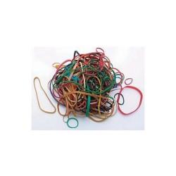 Gumigyűrű színes 10 g/csomag