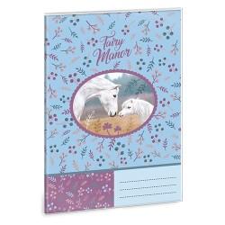 Füzetborító Ars Una A/5 Fairy Manor (851) 18