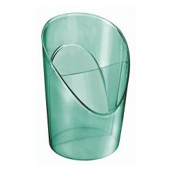 Írószertartó asztali Esselte Colour Ice áttetsző zöld