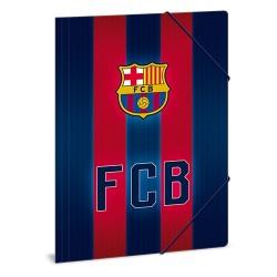 Gumis mappa karton Ars Una A/4 FCBarcelona (837) 18