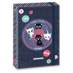 Füzetbox Ars Una A/4 Think-Pink (840) 18
