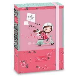 Füzetbox Ars Una A/4 Mon Amie (836) 18