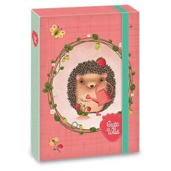 Füzetbox Ars Una A/5 40 mm gerinccel Cute And Wild (841) 18
