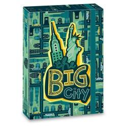 Füzetbox Ars Una A/5 40 mm gerinccel The Big City (843) 18