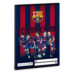 Füzet Ars Una kisalakú 16-32 vonalas FCBarcelona (853) 18