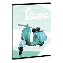 Füzet Ars Una kisalakú extra kapcsos 40 lapos négyzethálós Vespa Retro (874) 18