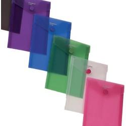 Irattartó tasak Comix A/6 patentos A1856 vegyes színek M