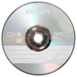 CD-R 80 Esperanza papírtokban