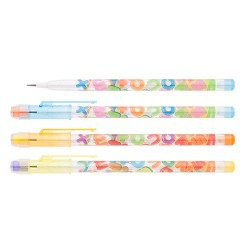 Tolóbetétes ceruza Bensia radíros PAEPF51 betűk 50 db/display