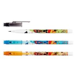 Tolóbetétes ceruza Bensia radíros PAEP726 kalóz 50 db/display