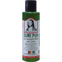 Kreatív ragasztó Mona Lisa Slime 70 ml, zöld