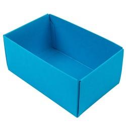 Kreatív doboz Buntbox S téglalap kék