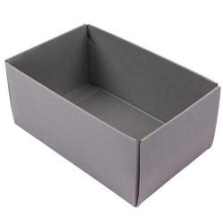 Kreatív doboz Buntbox S téglalap szürke