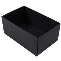 Kreatív doboz Buntbox S téglalap grafitszürke