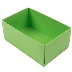 Kreatív doboz Buntbox L téglalap almazöld