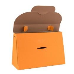 Kreatív táska Buntbox L füles mandarin