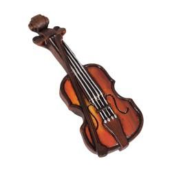 Hűtőmágnes 9 x 3,4 cm hegedű ( polirezin )