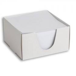 Kockatömb 9x9x5 fehér dobozos