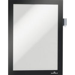 Infokeret Durable Duraframe A/4 Note egyesével csomagolva fekete