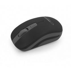 Egér Esperanza URANUS 4D USB vezeték nélküli 2.4GHz fekete/szürke