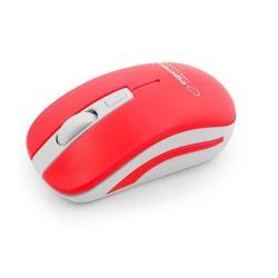 Egér Esperanza URANUS 4D USB vezeték nélküli 2.4GHz fehér/piros