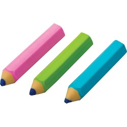 Radír Centrum ceruza alakú vegyes