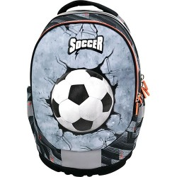 Hátitáska Street Soccer 1 ergonomikus