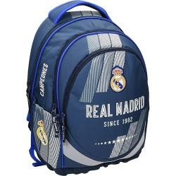 Hátitáska Real Madrid 1 ergonomikus kék