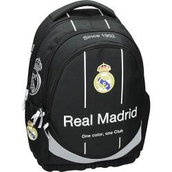Hátitáska Real Madrid 3 ergonomikus fekete