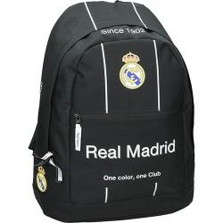 Hátitáska Real Madrid 3 fekete