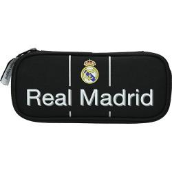 Tolltartó Real Madrid 3 kompakt zippes fekete