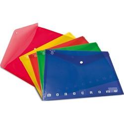Irattartó tasak Pigna Monocromo PPL 33,3x23,9 cm patentos