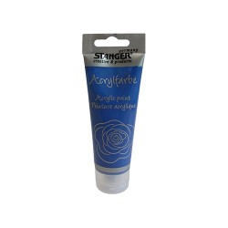 Akrilfesték Stanger 75 ml kobalt kék