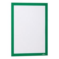 Infokeret Durable Duraframe A/4 zöld