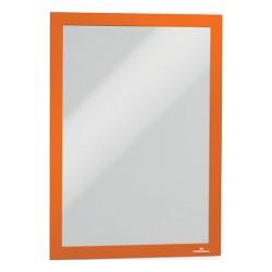 Infokeret Durable Duraframe A/4 narancssárga
